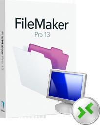 FileMaker Pro 13 RemoteApp